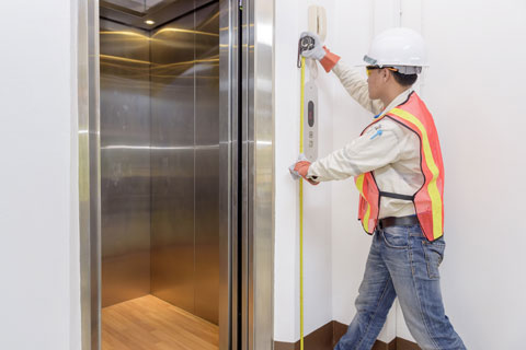 Lift installation in Scotland by Eternal Elevators