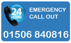 Call our Emergency Lift Repair Service on 01506 840816